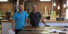 Welcome to Uptown! Introducing Elwood's Wood Lab
