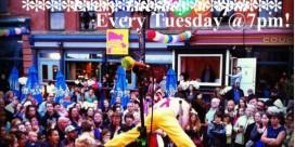 Live Entertainment on the Boardwalk – NB Talent Showcase