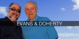 Evans & Doherty at Imperial Theatre