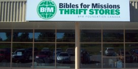 Saint John BFM Thrift Store First Year Anniversary Celebration