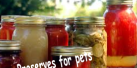 Preserves for Pet Lovers