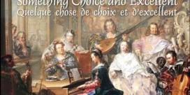 Early Music Studio of Saint John: CD Launch Nov. 1st