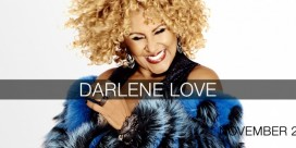 It's a Darlene Love Christmas in Saint John