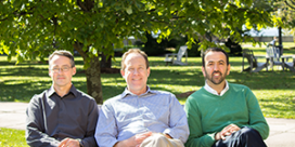 Three UNB-SJ Faculty Receive Teaching Excellence Awards
