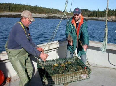 lobsterfishing