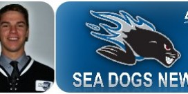 SEA DOGS SIGN, RECALL ALEX BERNIER