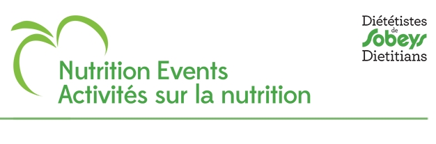 Sobeys Nutrition Events