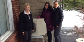 Saint John Energy is now renting Mini Split Ductless Heat Pumps