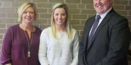 Madison Long Receives SRC Leadership Award