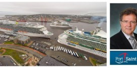 Saint John to enjoy Boost in Cruise Ship Passenger Numbers in 2016