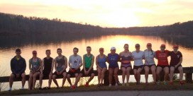 Local Rowers Attend Spring Training Down South in Georgia
