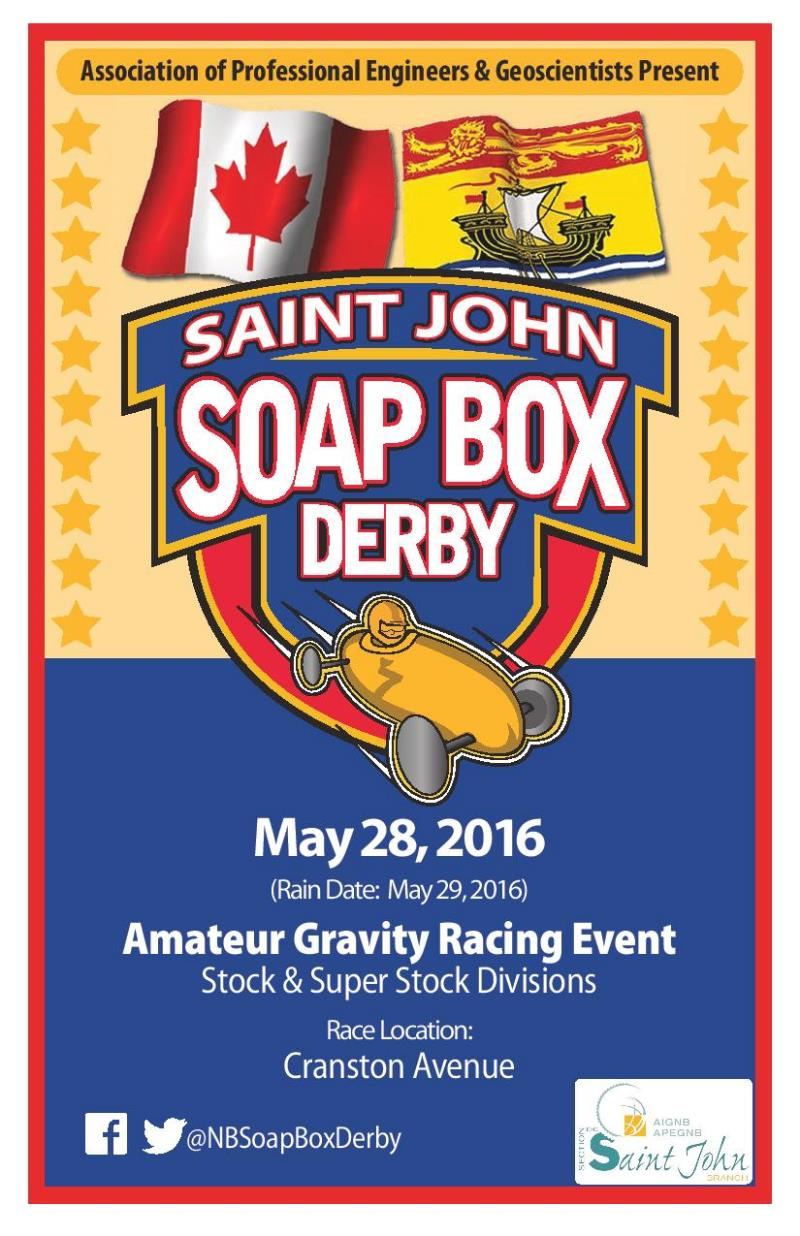 Saint John Soap Box Derby