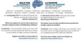 13th annual Walk for Alzheimer's – Sunday, May 29th