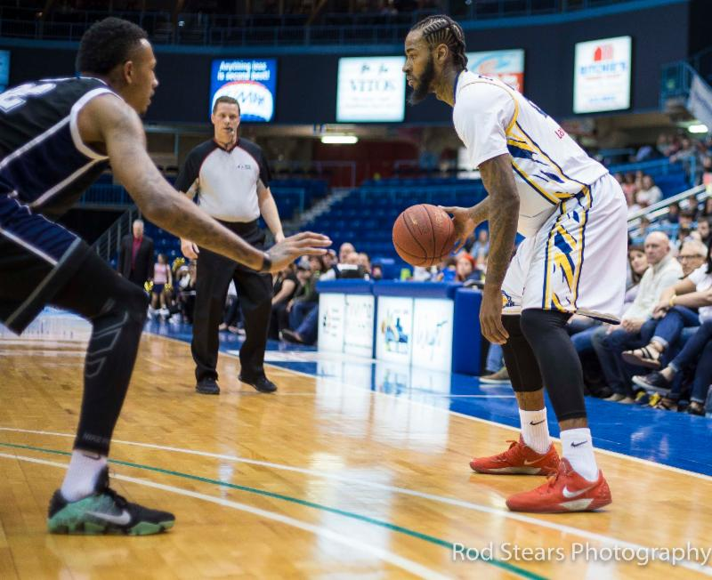 he Saint John Mill Rats led the #1 Halifax Hurricanes most of the way in Game 3 of the Atlantic Division Championships, but a late game meltdown led to overtime and the Hurricanes prevailed 110-104 to take a 3-0 series lead.