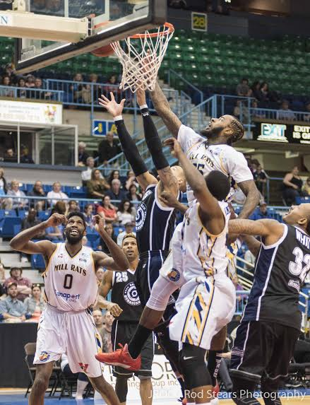 Mill Rats Season Comes to an End at Hands of Hurricanes