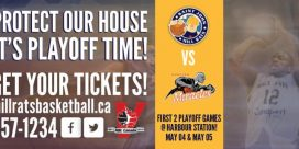 NBL Canada Playoffs Come to Harbour Station Wednesday