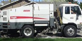 Street Sweeping Progress Update