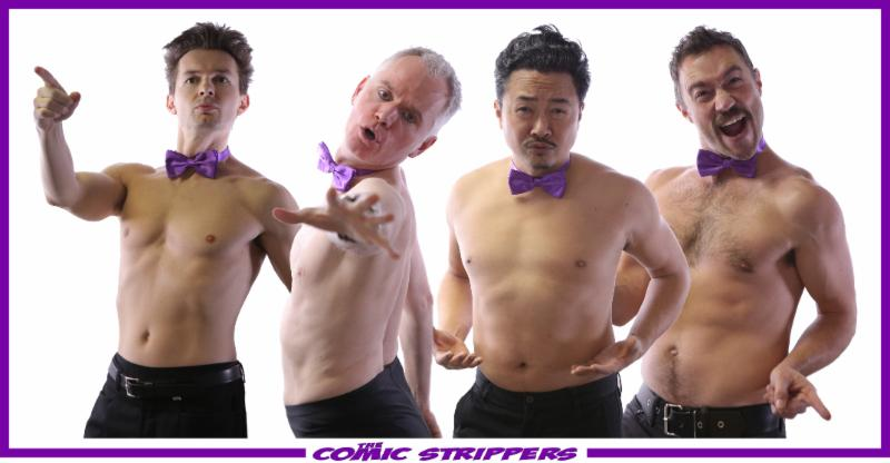 The Comic Strippers - back by popular demand!