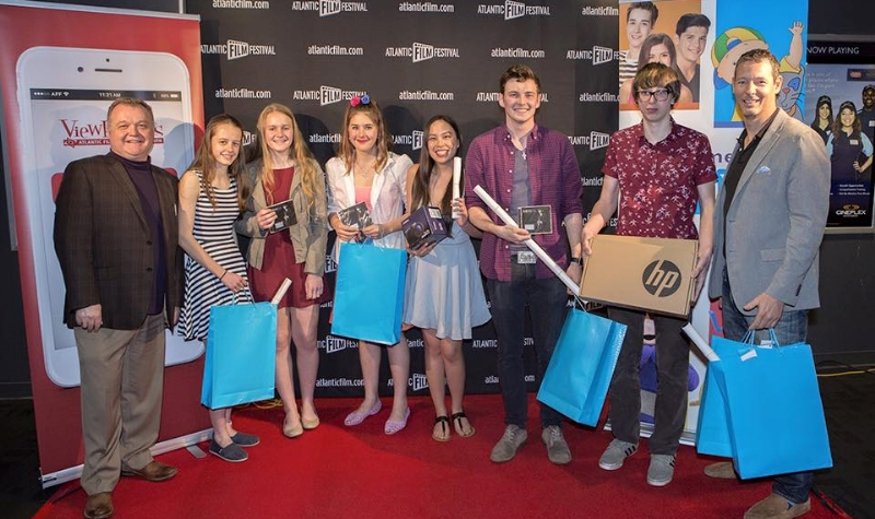 Seventeen year old Spencer Hetherington of Saint John won the Grand Prize and People's Choice Award for his short film The Island in the 15th annual ViewFinders: Atlantic Film Festival for Youth Film Competition.