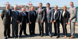 $136 million invested in Port Saint John