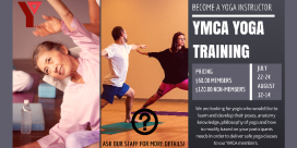 YMCA Yoga Instructor Course
