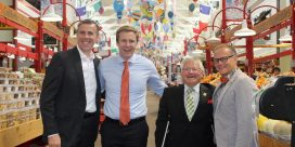 Federal, provincial and municipal governments invest in Saint John City Market