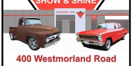 Canadian Tire Show & Shine