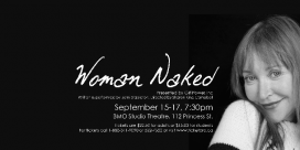 Woman, Naked. One Woman. One Funny Show.