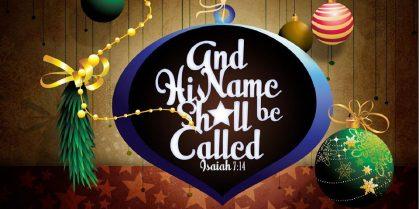 Penobsquis Baptist Church Christmas Cantata