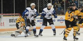 Screaming Eagles Outlast Sea Dogs in High-Scoring Affair