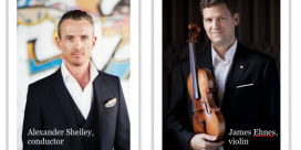 Symphony New Brunswick presents the National Arts Centre Orchestra