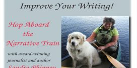 Narrative Writing Worshop at Saint John Free Public Library