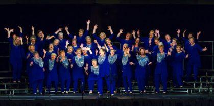 Sea Belles prepare for Atlantic Women's A Cappella Singing Contests