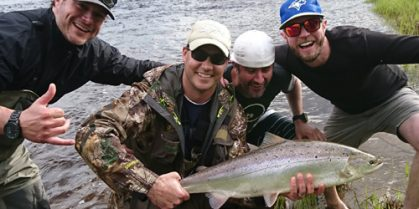 Miramichi Fishing Report for Thursday, June 8, 2017