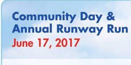 Community Day & Annual Runway Run at Saint John Airport