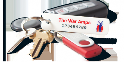 """War Amps """"Champs"""" to pass on safety message"""