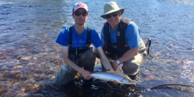 Miramichi Fishing Report for Thursday, July 13, 2017
