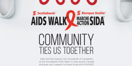 2017 Scotiabank AIDS Walk