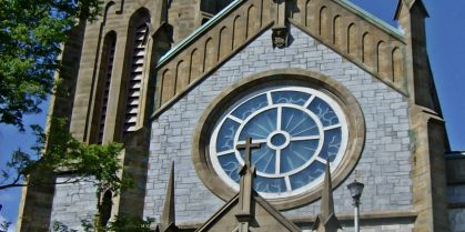 Feast of the Immaculate Conception at the Cathedral of the Immaculate Conception