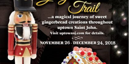 CROSBY'S GINGERBREAD TRAIL