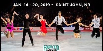 2019 Canadian Tire National Skating Championships – January 14th to 20th, 2019