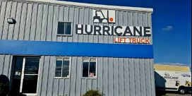 Hurricane Lift Picks Up SJ location