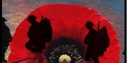 REMEMBRANCE DAY CEREMONIES AT HARBOUR STATION