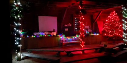 Irving Nature Park's Christmas In The Barn With David Goss