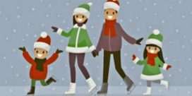 Tim Hortons Free Family Holiday Skate at the 8th Hussars Sports Centre