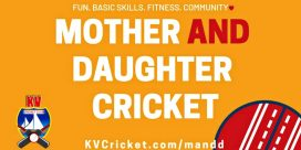 KV Cricket Club Mother & Daughter Program