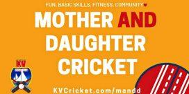KV Cricket Club Mother & Daughter Program