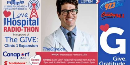 7th Annual Love Your Hospital Radio-Thon