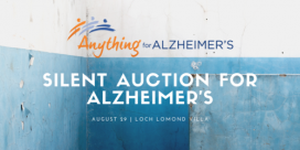 Silent Auction For Alzheimers
