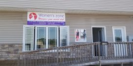 Women's Zone Now Open